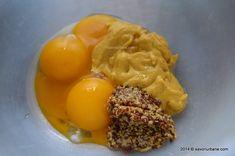 Maioneza rapida la minut reteta clasica   Savori Urbane Cooking Recipes, Eggs, Urban, Breakfast, Food, Morning Coffee, Chef Recipes, Essen, Egg