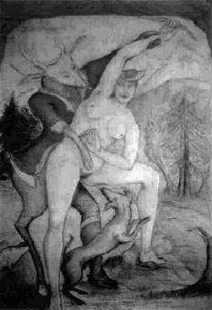 Klossowski: Diana et Actéon