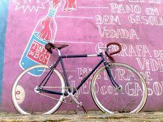 Creme Cycles Vinyl by www.poison-bikes.net