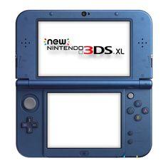 New 3DS XL Console Metallic Blue - New 3DS XL Console Metallic Blue - ScreenShot 14