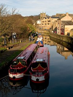 Skipton, North Yorkshire. Excellent little Yorkshire town. Spent many days here with family. Nice canal and market.