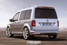 VW Caddy GTI R (1)