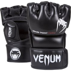 Venum Impact MMA Gloves Black Large/XLarge *** To find out more, check out photo web link. (This is an affiliate link). Mma Training Gloves, Best Gloves, Mma Gloves, Batting Gloves, Mma Boxing, Women Boxing, Leather Label, Couture, Boxing