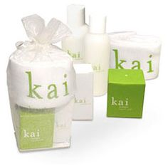 kai gift bag  Price: $98.00