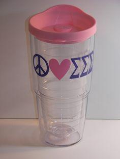 Peace, love, Sigma