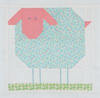 Farm Girl Vintage Sew Along #farmgirlfridays - Fat Quarter Shop's Jolly Jabber