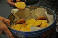 Pleskner: Vidunderlig enkle småkaker! Oppskrift fra 1800-tallet. http://kokekunst.tumblr.com/