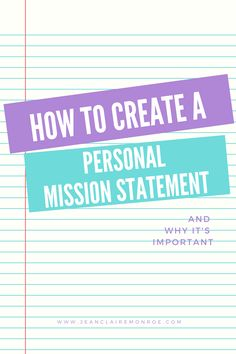 Family Mission Statement  Family Mission Statements And Parents