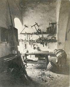 A carpenter workshop in Nazareth. | Flickr - Photo Sharing!