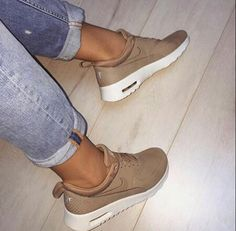 Nike Air Max Thea tumblr beige - Google Search