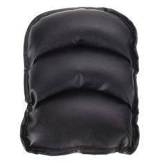 Μαξιλάρι κάλυμμα για τον τεμπέλη του αυτοκινήτου - Μαύρο 28X20CM Car Covers, Cushion Pads, Car Accessories, Seat Cushions, Protective Cases, Soft Leather, Car Seats, Arms, Central
