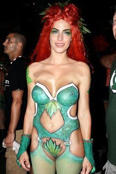 Poison Ivy (2) Cosplay on Pinterest | Poison Ivy Cosplay ...