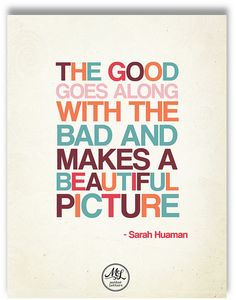 beautiful picture quote 5 x 7 by motherletters, via Flickr