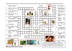 Lexique des jeux et sports de loisirs Teaching French, Sports Crossword, French Tutors, French Classroom, Outdoor School, Forest School, Learn French, Olympic Games, French Nails