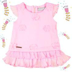 El outfit ideal para fiestas que se acercan! Todavia estais a tiempo😉 Vestido de Boboli disponible en www.blondinbebe.com