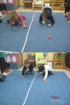 Το σώμα μου. Εσωτερικά όργανα (κατασκευή) - Παιχνίδι αναπνοής Games For Kids, Activities For Kids, Sensory Words, Gymnastics, Toddlers, Kindergarten, Kids Rugs, Cool Stuff, Learning