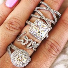 Which beautiful ring would you choose? Stylish and affordable!