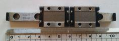 THK RSR9KM  Miniature Linear Slide Rail Guide / 2Block, 100mm, 3.9in - Free ship #THK