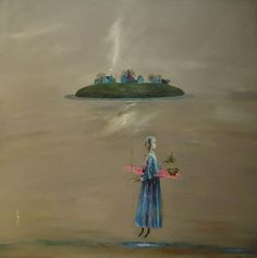 Ştefan Câlţia Born on 15 th. May, 1942 in Braşov, Romania. He attended the Arts and Music high school in Timişoara from 1959 to ha. Magic Realism, Art Database, Oil Painting Reproductions, Chinese Painting, Statue, Landscape, Artworks, Neo, Symbols