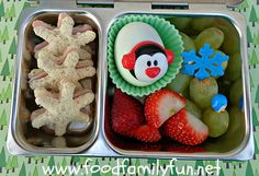 Food, Family, Fun.: Snowy Day