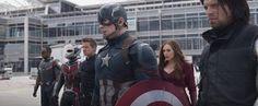 """EL ARTE DEL CINE: OSCAR 2016: Disney´s """"Captain America Civil War"""" (..."""