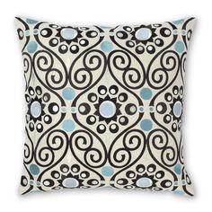 "emma at home by Emma Gardner Istanbul Linen Pillow (All Modern) 20"" x 20"""