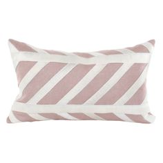 V Rugs & Home Nina Long Pillow