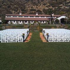 Lake Lawn Ceremony