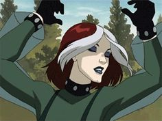 x men evolution gif - Buscar con Google Rogue and Kitty. X-Men Animated Universe