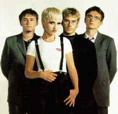 The Cranberries. Zombie is definitely amongst my top 10 favorite songs.