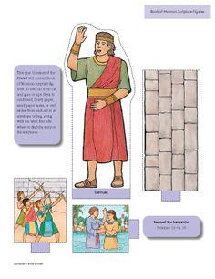 Book of Mormon scripture figures, Samuel the Lamanite