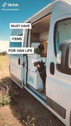 Petit Camping Car, Van Camping, Van Conversion Interior, Camper Van Conversion Diy, Van Conversion On A Budget, Van Conversions Ideas, Cargo Van Conversion, Bus Life, Camper Life
