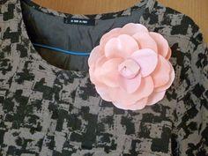 my handmade camellia.