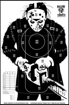 Pack of 100 Mixed Zombie Shooting Targets 177 22 BB Air Gun top 5 Shooting Sports, Shooting Gear, Shooting Range, Airsoft, Shooting Zombies, Paper Shooting Targets, Range Targets, Shooting Accessories, Camping Accessories