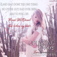 BookPlusHeart - Contemporary YA Counting Stars by Jordan Deen Promo by Book Enthusiast Promotions.