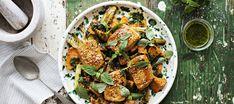 Teriyakitofu ja paahdetut kasvikset   Pääraaka-aine   Reseptit – K-Ruoka