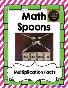 Math Spoons Game: Ba