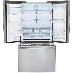 LG LFXC24726S French Door Refrigerator—Keeps Your Food Fresh