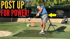 In this video, Steve takes a deep dive into the actions of the left hip, knee, and ankle in order to post up at the start of the downswing to get the greatest amount of power and clubhead speed! Follow these tips and drills and turn your golf swing into a much more powerful motion. [...] The post POST UP for Power! Your Guide to Driving the Hips for MASSIVE DISTANCE! appeared first on FOGOLF.