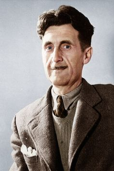 Explore the best George Orwell quotes here at OpenQuotes. Quotations, aphorisms and citations by George Orwell George Orwell Quotes, Eric Blair, Nineteen Eighty Four, Essayist, Writers And Poets, Book Writer, Portraits, Famous Faces, Historical Photos
