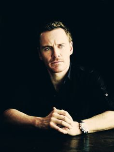 Michael Fassbender. Hes come a long way since 300. and hes going even further