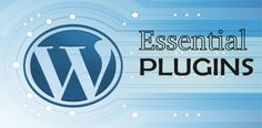 One of the best ways to extend the functionality of ‪#‎WordPress‬ is through adding the ‪#‎plugins‬. Know about the best and essential ‪#‎WordPressPlugins‬ you should install http://sumo.ly/eDdI via Web Design Ledger