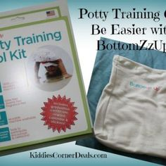 Potty Training Made Easier with BottomZZ Up