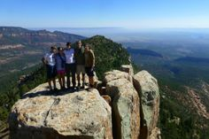 Grand Canyon Family Photo | Airstreaming Across America | FATHOM Travel Blog and Travel Guides