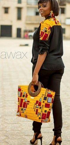 Nanawax ~African fashion, Ankara, kitenge, African women dresses, African prints, African men's fashion, Nigerian style, Ghanaian fashion ~DKK