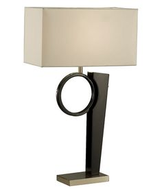 Loving this Looking Glass Table Lamp on #zulily! #zulilyfinds