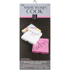 Coming Soon > Mini Pizza Box - Sizzix Bigz XL Die By Where Women ...