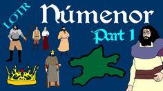 Focus: Númenor (Part 1) - LOTR