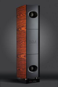 BM Linea 35 - B & M Audiophile Manufaktur