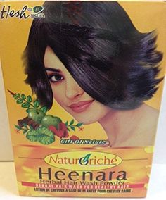 Hesh Heenara Herbal Hair Wash Powder -100g(3.5oz) X 2 Packs -- For more information, visit image link.